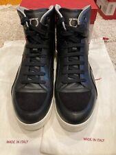 Mens Salvatore Ferragamo Robert Sneakers