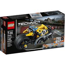 LEGO Technic Yelllow Stunt Bike (42058) - 140 Piece Set -NIB