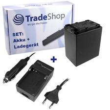 AKKU + LADEGERÄT für SONY HDR XR-500VE XR-520E XR-520VE XR-160 XR-160E