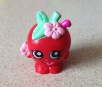 NEW Shopkins Season 1 Moose Toys #1-001 Red Apple Blossom