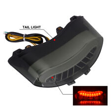 LED Tail Light Turn Signals For Triumph Speed Triple R Daytona 675 2005-2010