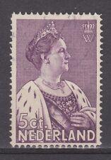 NVPH Netherlands Nederland 265 gest. used 1934 Crisiszegel Nu veel per stuk KIJK