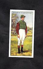 1930 Ogden's Cigarette Card Jockey 1930 No38 C. Richards