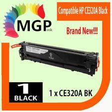 1x BLACK Toner Cartridge CE320A for HP Laserjet CM1415 CM1415fn CM1415fnw CP1520
