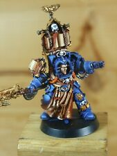 FINECAST WARHAMMER SPACE MARINE LIBRARIAN TERMINATOR ARMOUR WELL PAINTED (1041)