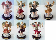 3 Inch Complete Set of All 7 Archangels Siete Arcangeles Michael Raphael Statue