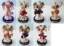 3 Inch Complete Set of All 7 Archangels Siete Arcangeles Michael Raphael Statue