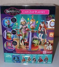 BRATZILLAZ Glam Gets Wicked Girls Pet Cafe Zap Play Set 6+ 10+ pieces