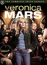 Veronica Mars The Complete Third Season: Season 3 DVDs - NEW SEALED