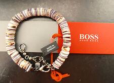 BOSS made in Germany Muscheln Stilvoller Mode Design Unisex Armband Neu €249,-