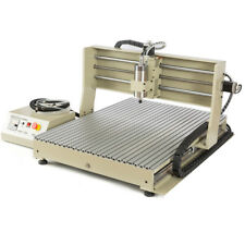 4 Axis CNC 6090 Router Engraver 1500W Engraving Cutter Machine + Hand Controller