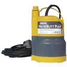 More details for hozelock water butt garden pump 1.1 bar / 16 psi submersible - eu 2 pin