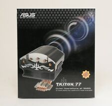 ASUS Triton 77 PWM Quiet Reverse Air Flow CPU Cooler Heatsink Fan; UNT