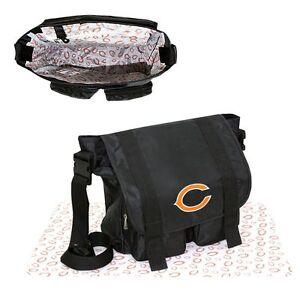 Chicago Bears Diaper Bag