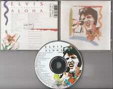 Elvis Presley CD THE ALTERENATE ALOHA ( PICTURE CD) 1988 (c)