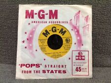 SP CONNIE FRANCIS - You always hurt the one you love - MGM 21100