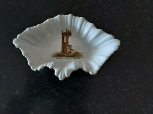 Vintage Souvenir Pin Dish - Canberra Australia - by Shelley of England