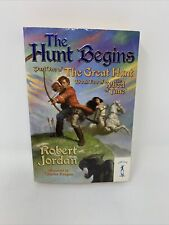 The Hunt Begins Part 1 Of The Great Hunt-The Wheel of Time by Robert Jordan