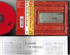 THE FIREMAN Rushes JAPAN CD TOCP-65018 w/ OBI+INSERT PAUL McCARTNEY, YOUTH FreeS