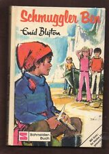 Enid Blyton SCHMUGGLER BEN  Schneider-Buch 1971 top