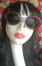 Gafas de sol estilo retro vintage, rockabilly, 1950s/60s, nuevo con etiquetas