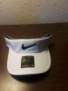 NIKE WOMENS VISOR WHITE