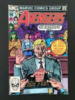AVENGERS #228 MARVEL COMICS 1983 VF DIRECT EDITION