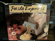Pasta Express Model X2000. Pre-owned. Tested - Working.
