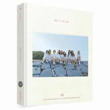 TWICE - [ONE IN A MILLION] 1st 310p Photobook+Making DVD+Case