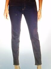 CALVIN KLEIN CURVY STRAIGHT LEG DENIM BLUE JEANS PLUS SIZE 16 OR 33 W X L 30