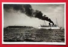 Foto AK HELGOLAND Schiff Dampfer Roland   ( 9113