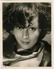 Original Luise Rainer 1930s Large George Hurrell Golden Age Glamour Photograph