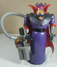 "Disney Pixar Toy Story Talking Emperor Zurg Figure 15"" Buzz Lightyear Woody 2 3"