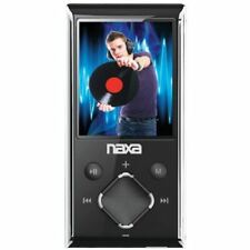 Naxa NMV-173 Portable Media Player with 1.8-Inch LCD Screen, Built-in 4GB Flash