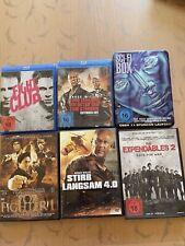 DVD und Blu-ray Sammlung. 9 Filme!