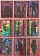 Pick 4 Topps Disney Star Wars ROGUE ONE MIRROR FOIL Cards