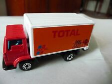 Matchbox Superfast MB72 Dodge Commando Box Van Pre Pro Total