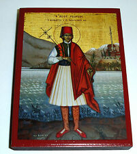 Hl.Georg Neumärtyrer von Ioannina St.George Icon Ikonen Icoon Icona икона