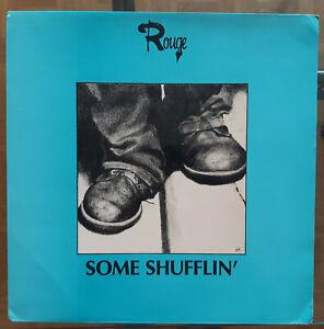 33T LP  Rubba – Some Shufflin' SYNTH POP