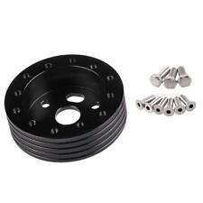 "Universal 1""  25mm Hub For 6 Hole Steering Wheel To Fit Grant APC 3 Hole Adapter"