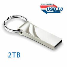 2TB USB 3.0 Flash Drive Memory Metal Data Storage U Disk PC Laptop High-speed