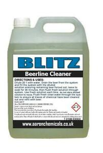 Beer Line Cleaner Blitz Beerline Sanitising