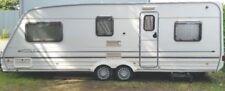 5 Sleeping Capacity Mobile & Touring Caravans with 12V Lighting