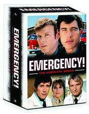 EMERGENCY the Complete Series on DVD 1-6 + FINAL RESCUES Season 1 2 3 4 5 6 NEW!