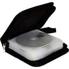 Mediarange Cd/dvd Storage Media Case 24pcs Nylon Black)