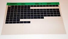 Microfich Teilekatalog Ersatzteilkatalog Honda CB 500 Typ PC26 Stand 02/1995
