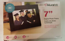 Aluratek 7 Inch LCD Digital Photo Frame**