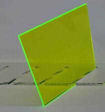 Ring 199,99€//m² 3 mm PLEXIGLAS® GS Fluoreszierend Grün 6C02