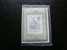ROYAUME-UNI - timbre yvert et tellier bloc n° 3 n** (Z5) stamp united kingdom(A