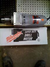 Great Deal! Milwaukee Electric (Top Brand) 4262-1 New! Drill Motor w/ 3/4 Chuck